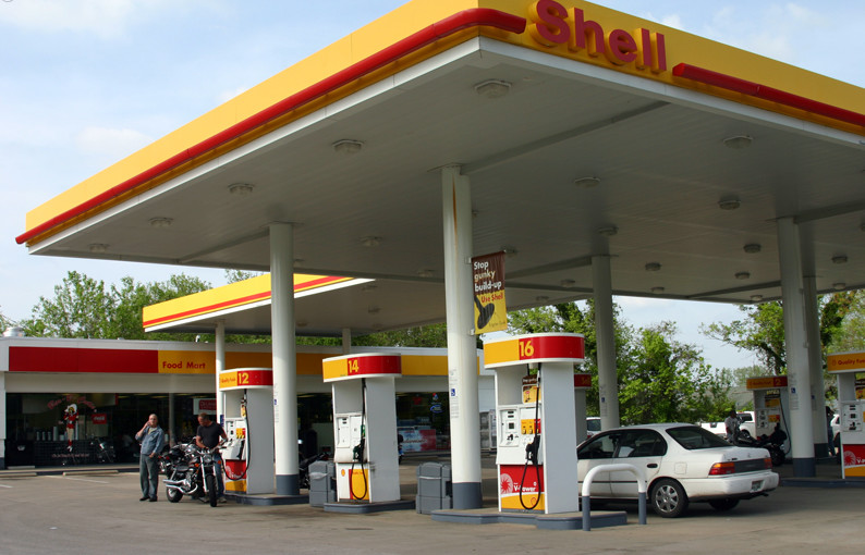 Shell-Gas